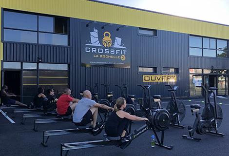 Bienfaits du CrossFit à La Rochelle