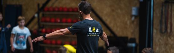 Coach CrossFit La Rochelle enfants