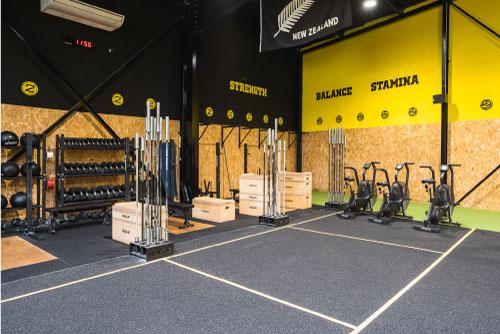 Salle de CrossFit à La Rochelle