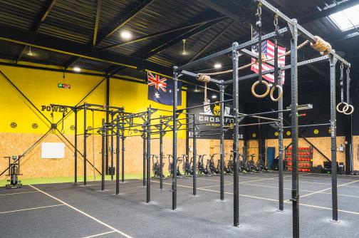 Salle de CrossFit La Rochelle