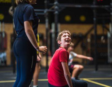 Bienfaits CrossFit La Rochelle cours enfants