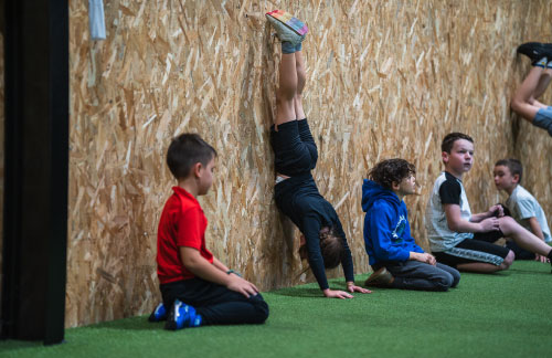 Exercices de CrossFit sans matériel maison