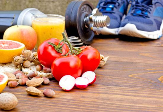 Alimentation pour perdre du poids grâce au CrossFit