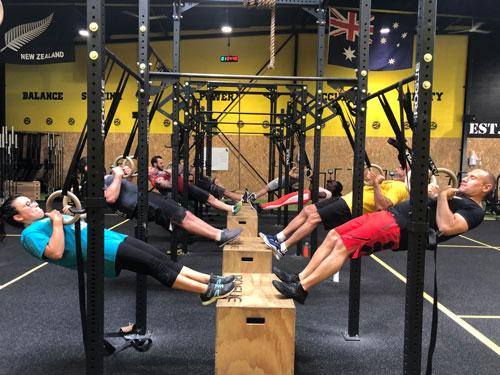 Cours pour perdre du poids grâce au CrossFit adulte à La Rochelle