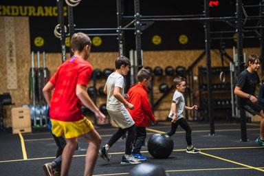 Cours enfants box CrossFit La Rochelle
