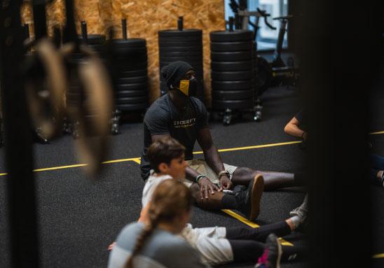 Exercices de CrossFit pour un débutant